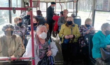 Доставка транспортом на работу и с работы при угрозе COVID-19 фото