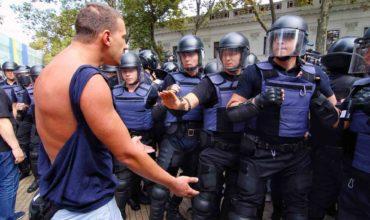 Преступление и ответственность в отношении полиции картинка
