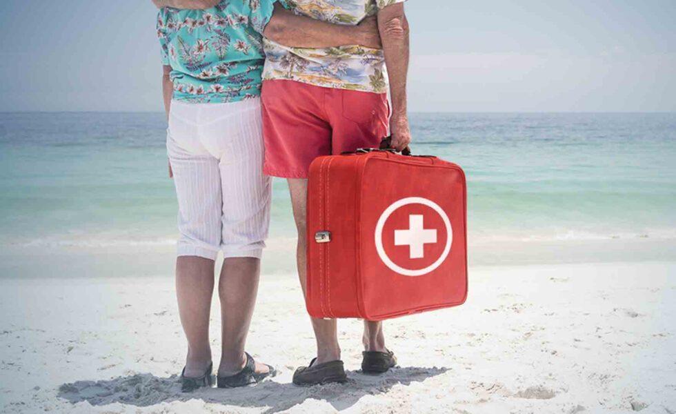 Правила страхования при поездке за границу картинка