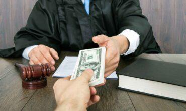 Продажный судья пытался продать решение апелляции картинка