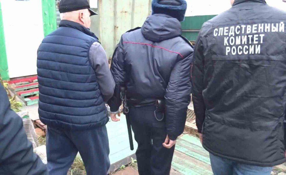 Задержан насильник маньяк фото
