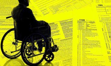 Заявление инвалида для получения льгот по налогам картинка