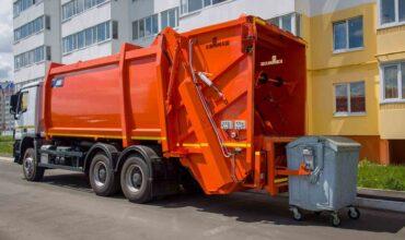 Договор на вывоз мусора картинка