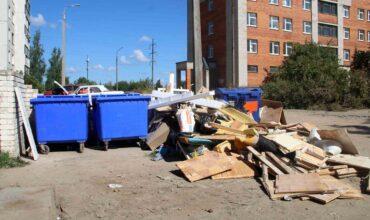 Жалоба на мусорный контейнер картинка