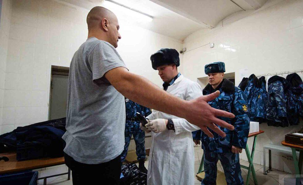 Средства гигиены у осужденных в ШИЗО, ПКТ, ЕПКТ и одиночных камерах картинка