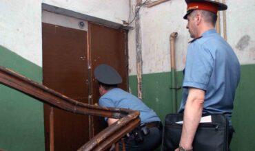 К вам пришла полиция и стучится в дверь картинка