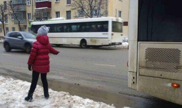 Запрещено высаживать детей из городского транспорта картинка