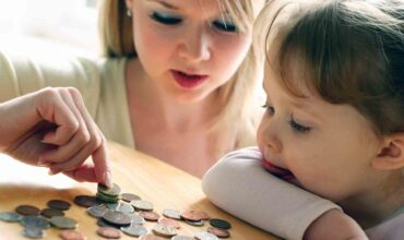 Пособия и выплаты на детей картинка